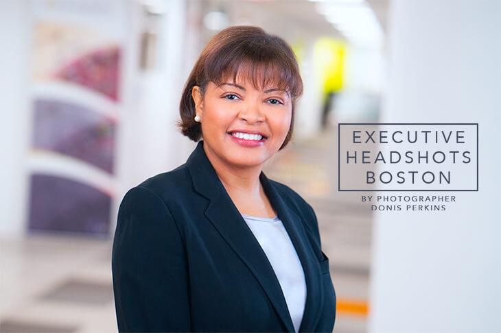 boston woman executive headshot photographer