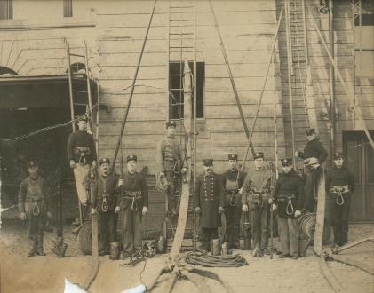 1902 Training Area