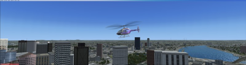 boston flight simulator academy