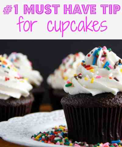 The Must Have Tip For Perfectly Domed Cupcakes
