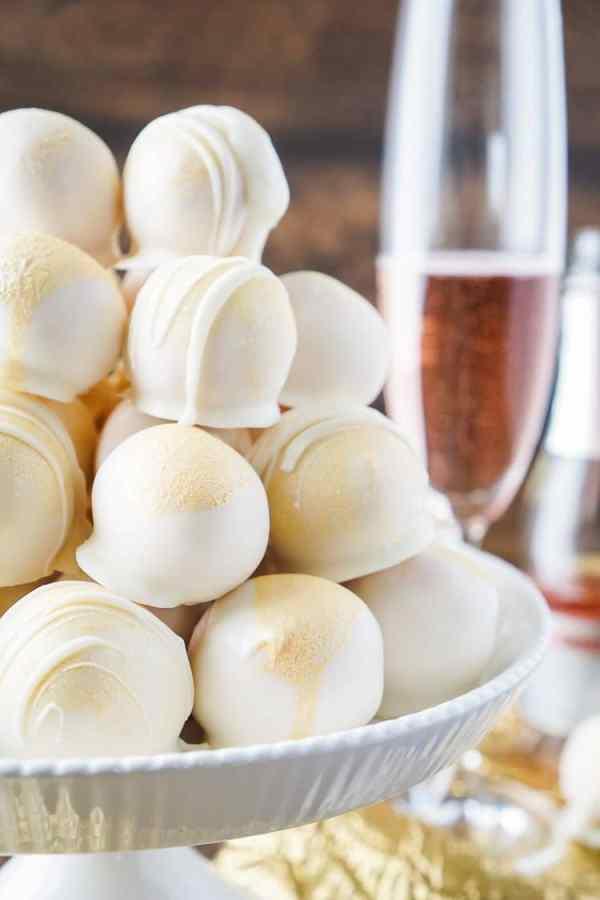 New Year's Eve Dessert Ideas