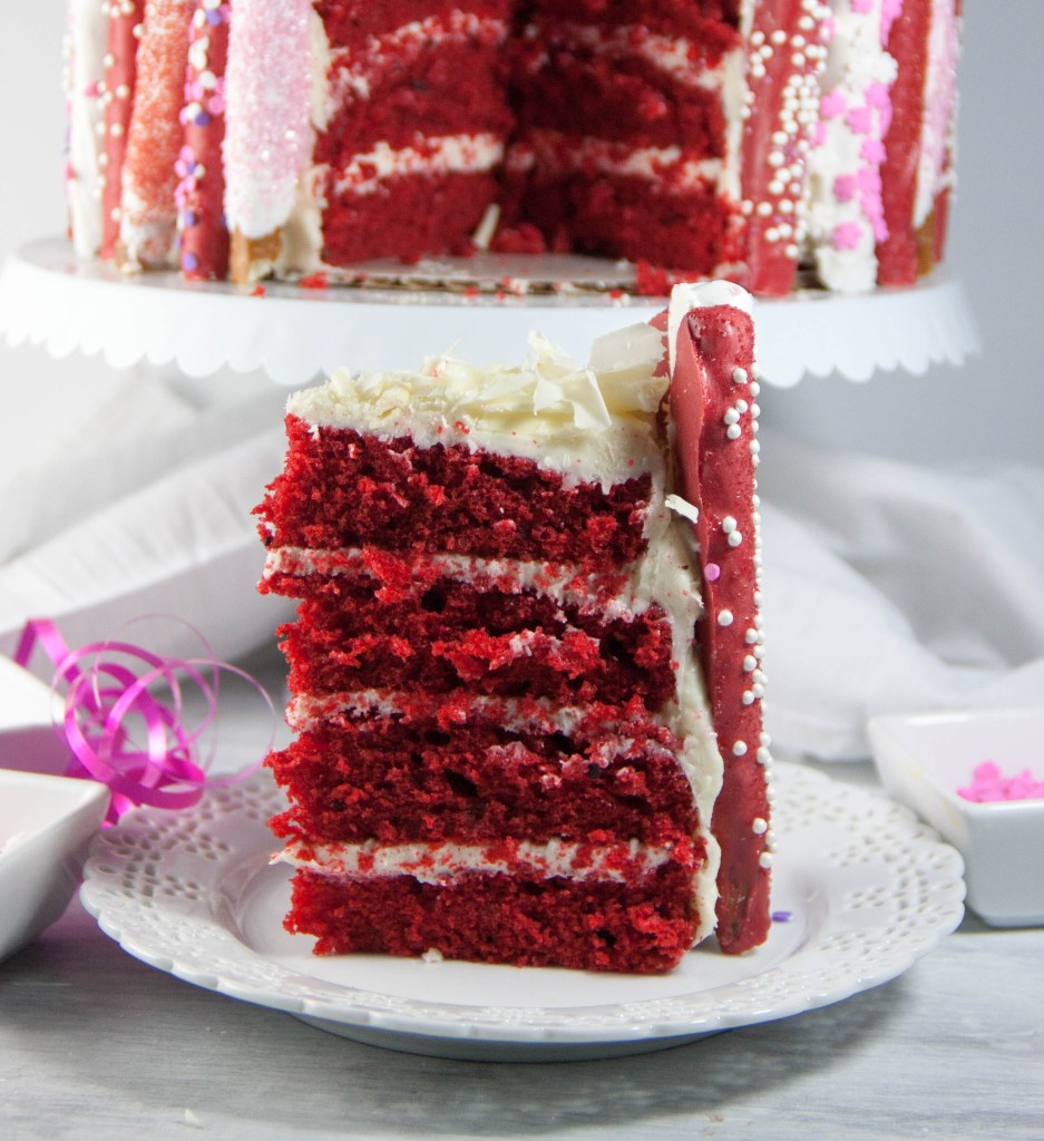 Pioneer Woman Red Velvet Layer Cake