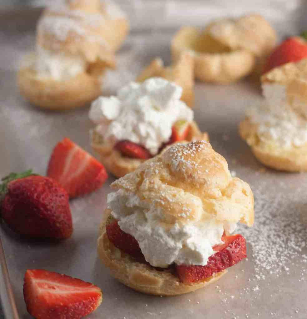 how to make the best cream puffs