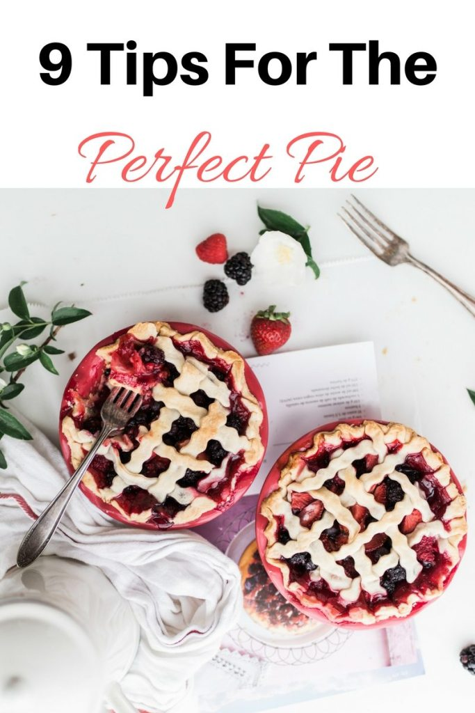 perfect pie tips