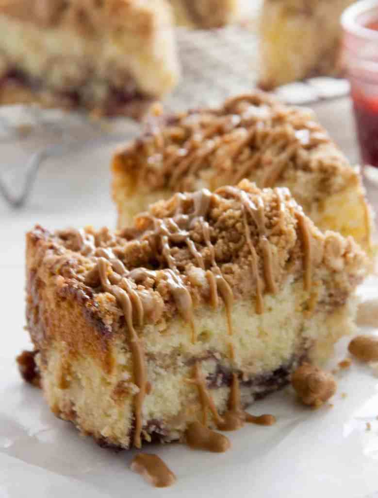 peanut butter coffee cake