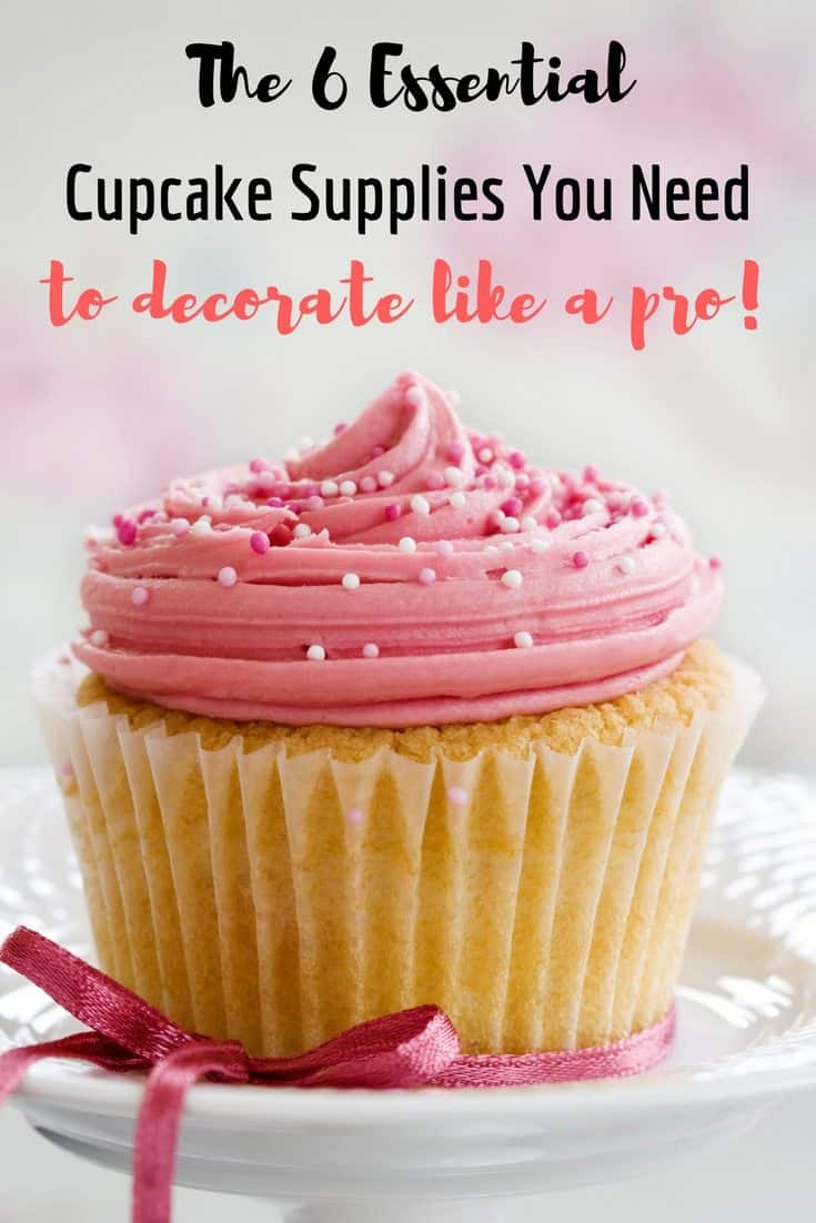 The 6 Cupcake Decorating Supplies You Need To Start