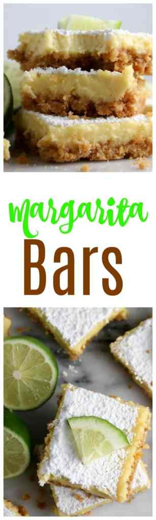 Margarita bars recipe