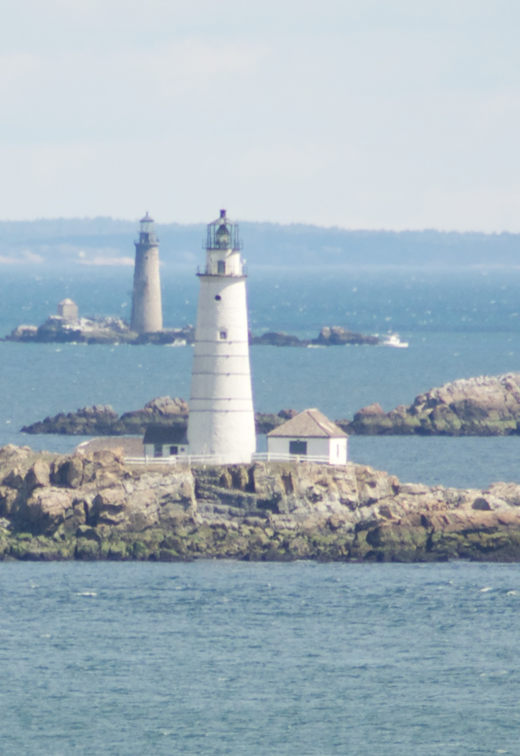 Picture of the Week Graves Light and Boston Light