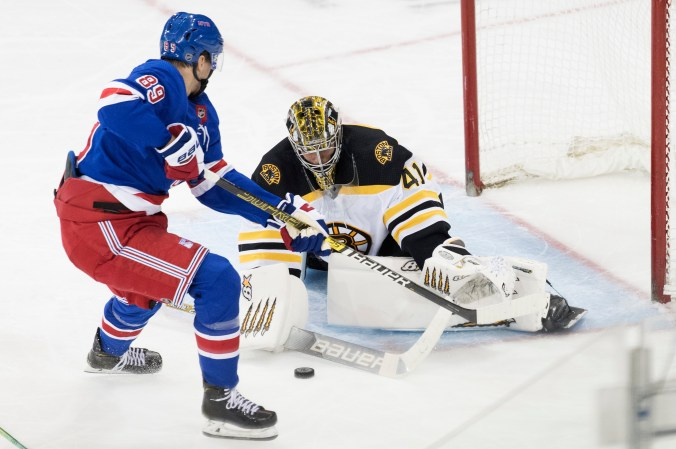 Image result for boston bruins vs new york rangers