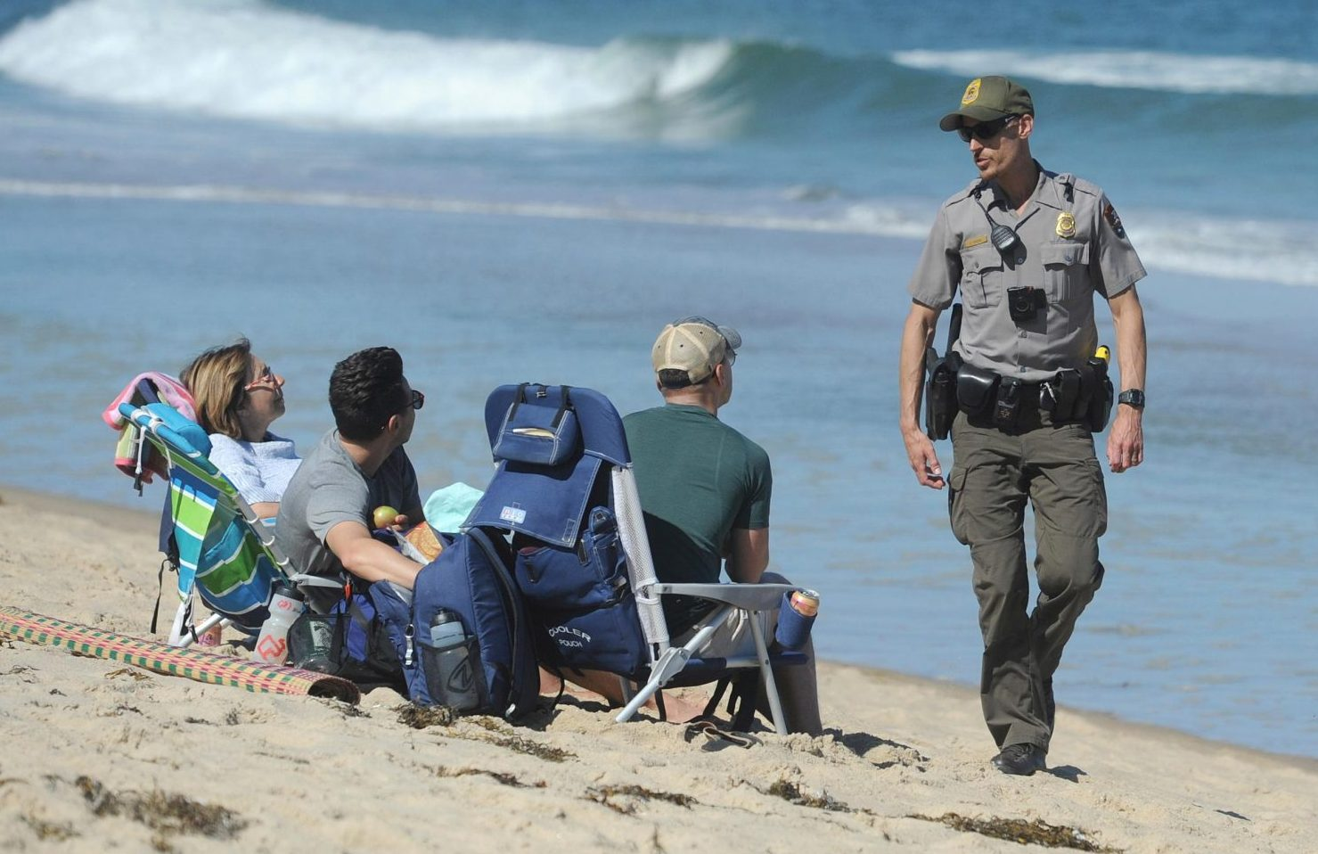 After Fatal Shark Attack Some Complain Of Slow Response