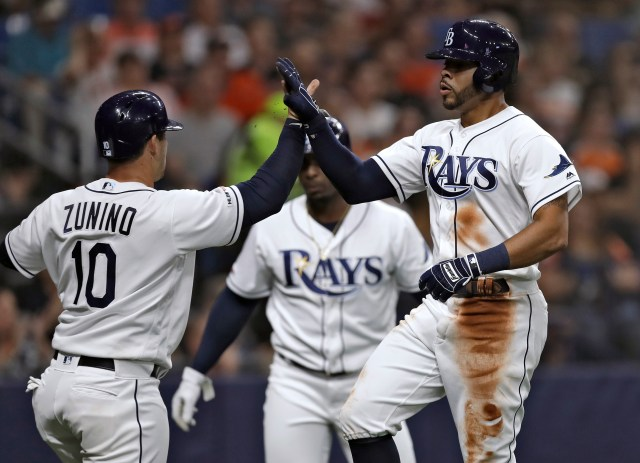 MLB notes: Beware the Tampa Bay Rays in American League East