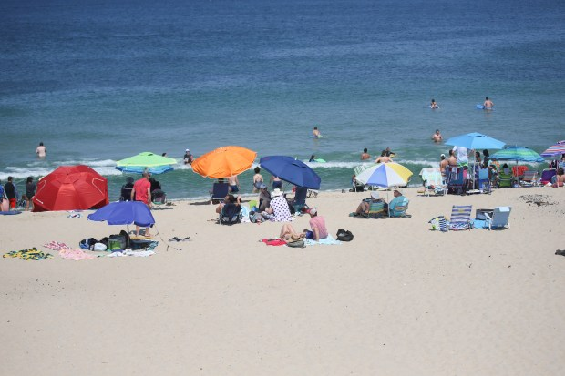 It could feel like 112 degrees this weekend, weather service