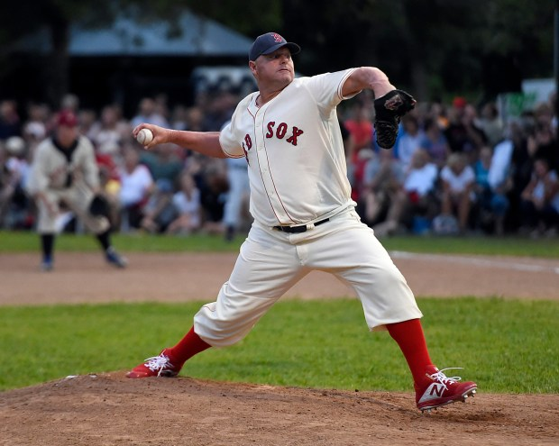 roger clemens faced young