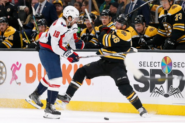 Image result for boston bruins vs washington capitals
