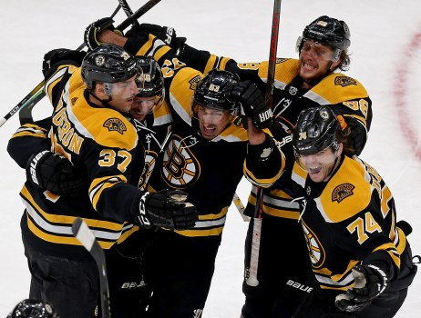 Bruins Come Back Late Torey Krug Wins It In Ot Against Wild