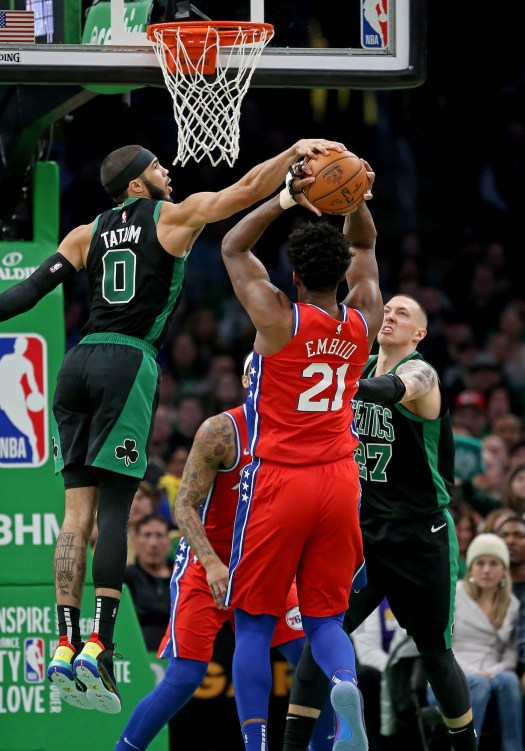 Live Blog: Celtics vs. Sixers, Game 1 - Boston Herald