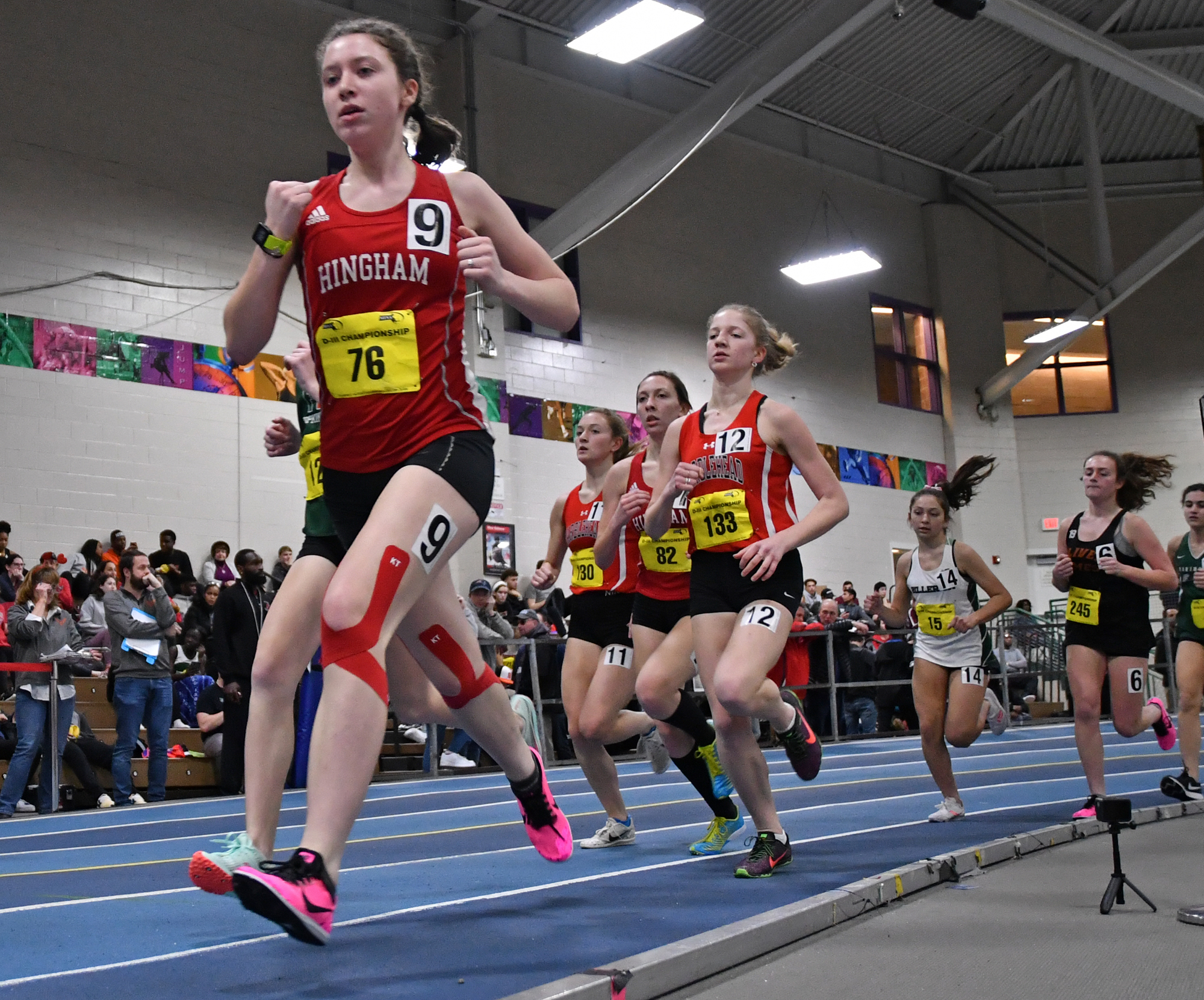 Indoor track preview: Teams run toward unusual Fall 2 season
