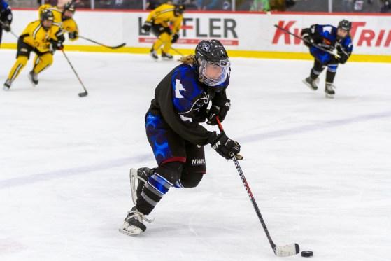 Minnesota Forward Allie Thunstrom