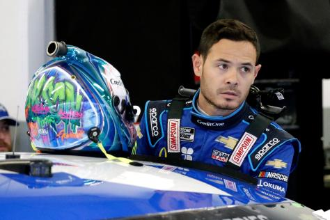 Kyle Larson looks to capture his first Foxwoods 301 victory at New Hampshire