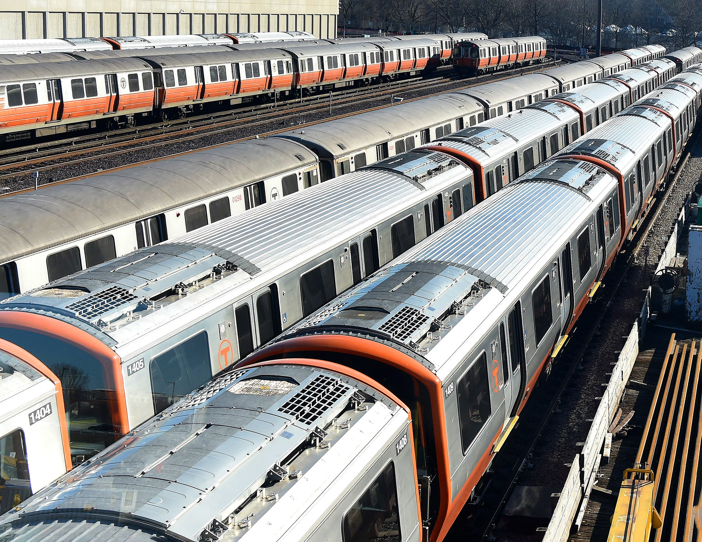 MBTA pays out millions in overtime during pandemic year