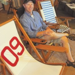 Cape Cod Beach Chair Harwich Steel Design Image Company Sets Up Shop On Boston Herald Life S A Justin Labdon Ceo Of Co Opens His First Retail Store Today In