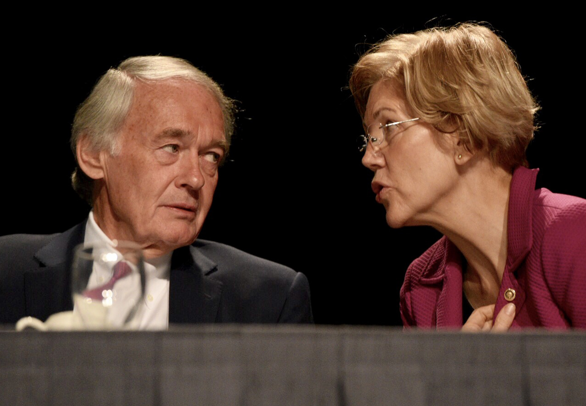 Warren, Markey vow 'work is not done' after Senate approves Biden's $1.9T coronavirus aid plan