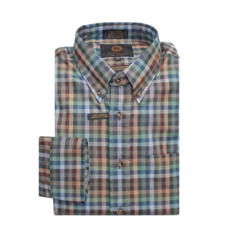Camisa Viyella Alphi