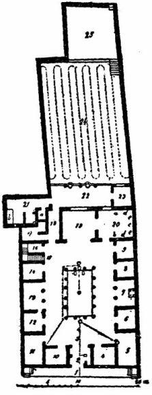 Vitruvius, Ten Books of Architecture