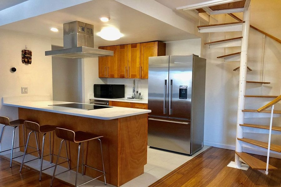 Five Adorable Apartments For Rent Around Davis Square   Spiral Staircase For Sale Craigslist   Wrought Iron   Railing   Stairway   Staircase Kits   Handrail