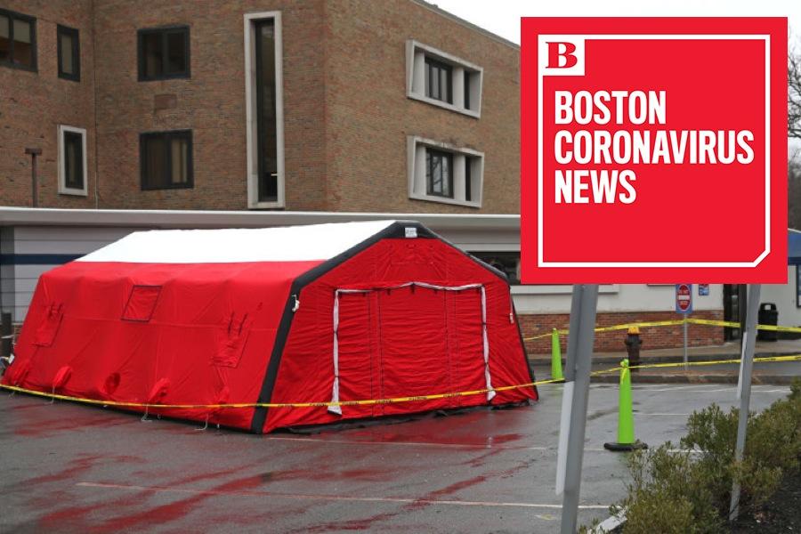 Boston Coronavirus News: Crowds on the MBTA, Construction Boom Halts