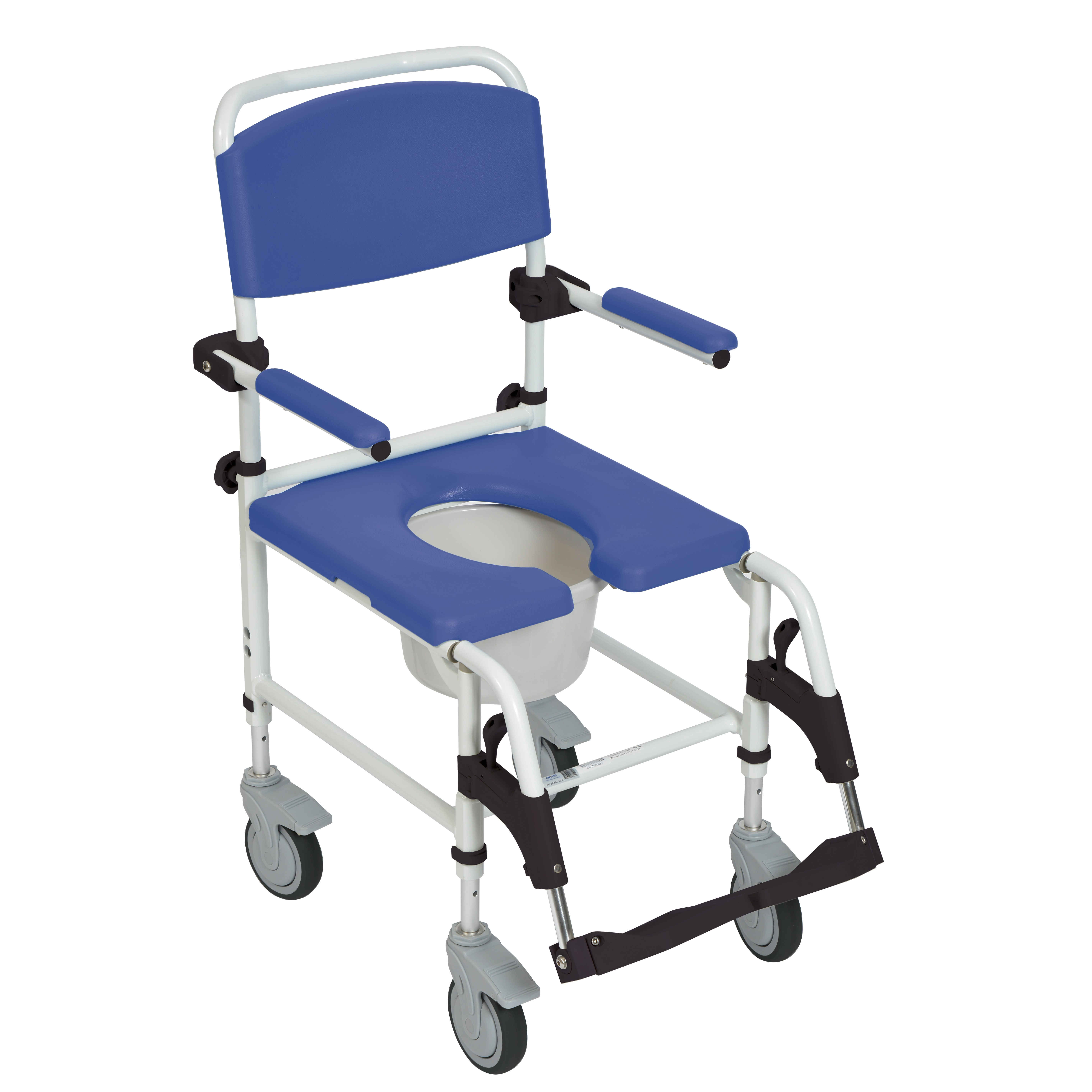 shower chairs with wheels reclining computer chair drive medical aluminum rehab commode