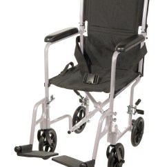 Drive Medical Transport Chair Christopher Knight Aluminum