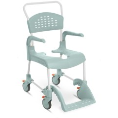 Chair Design With Handle Big Lots Table And Chairs Etac Clean Shower Commode Home Bath Safety Wheelchair