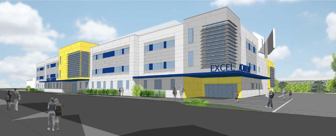 Excel academy renderingg also bra board moves projects forward boston planning  development agency rh bostonplans
