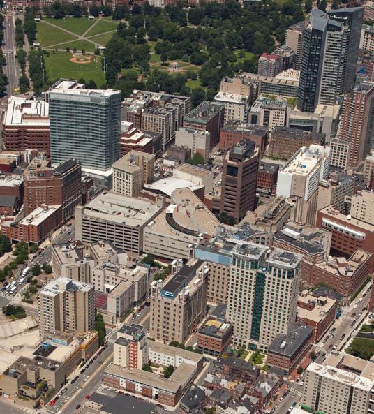 Tufts Medical Center  Boston Planning  Development Agency