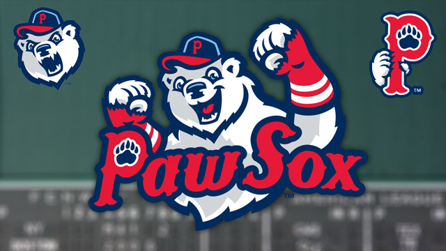 Paw Sox playing two today at McCoy