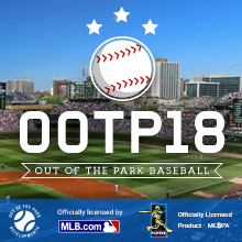 Out of the Park Baseball 2018