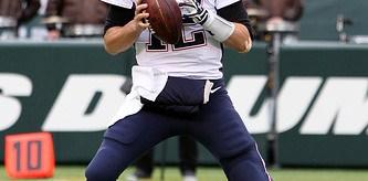 Tom Brady - Mo Lewis