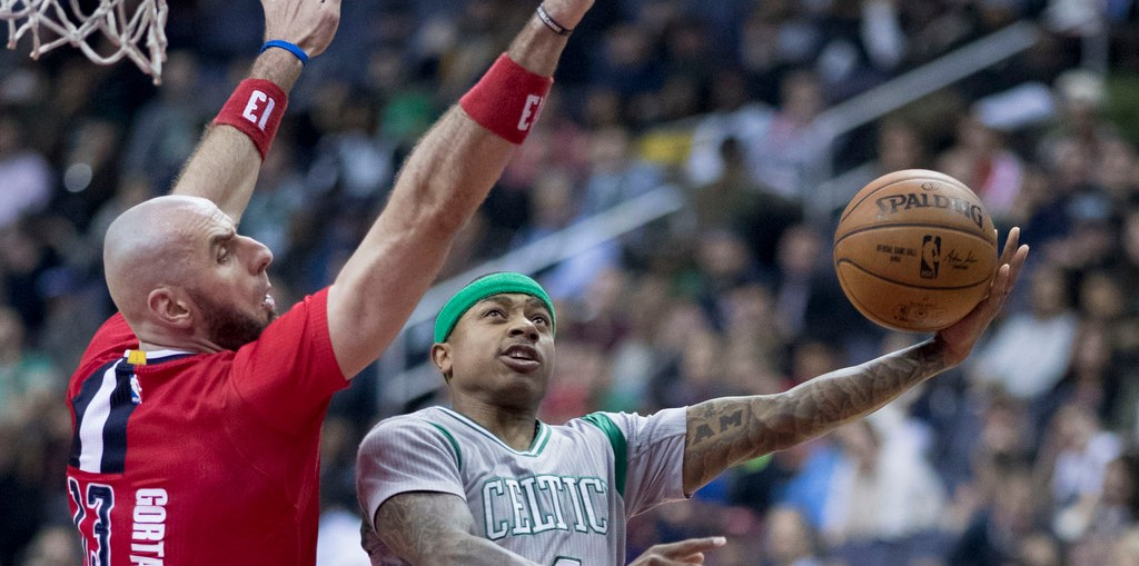 Isaiah Thomas and the lovable Celtics