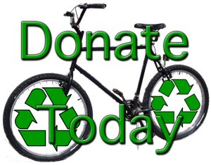 Donate your used bike today