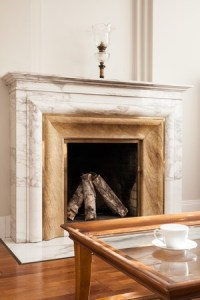 When is the best time to clean a stone fireplace? | Boston ...