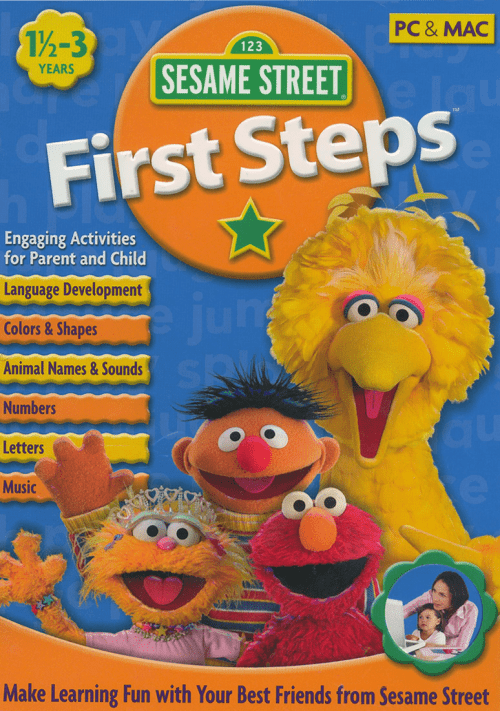 First Steps Box Cover