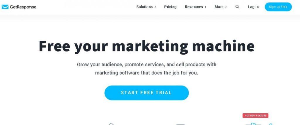 GetResponse Email Marketing