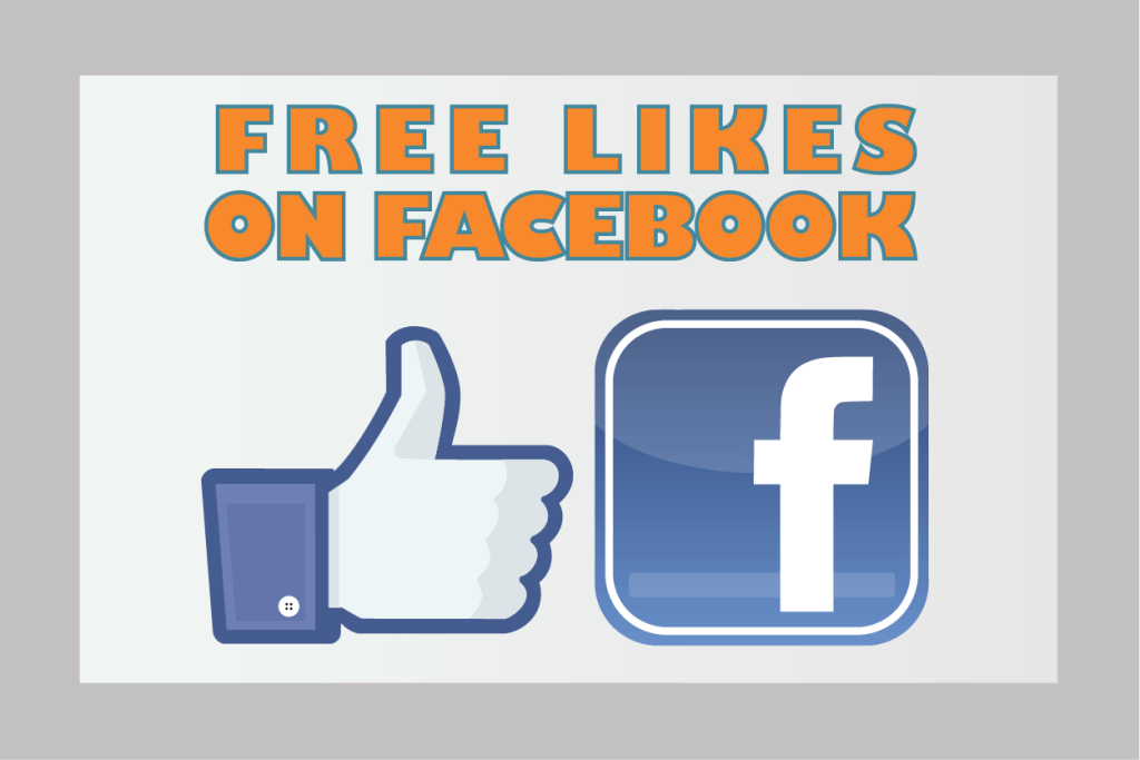 Free Facebook page likes