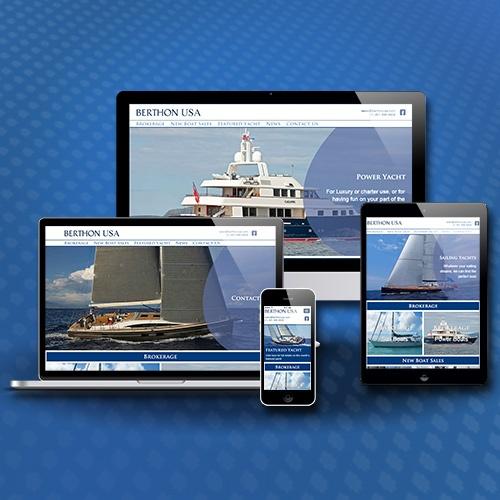 Berthon USA Luxury Yachts