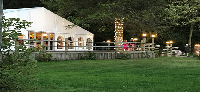 Weddings Marquee