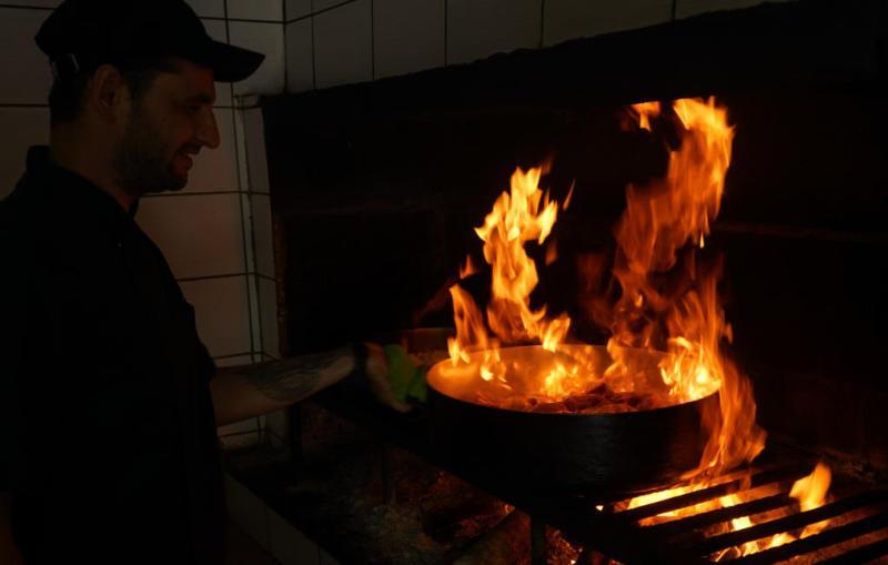 Botanical Park-Gardens of Crete: Tradutional Cretan Cooking