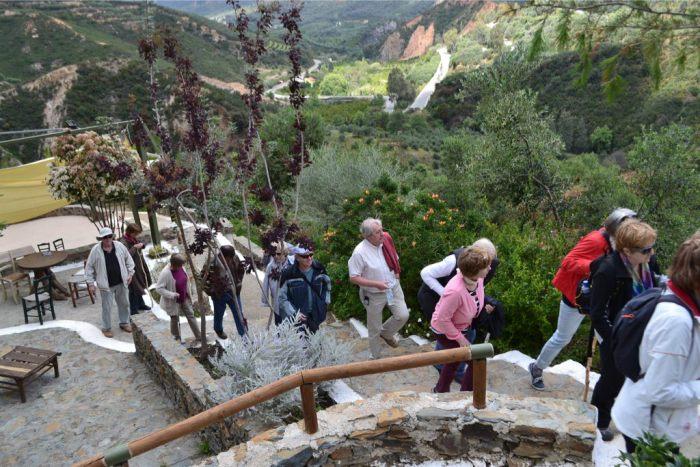 Φυσιολατρικός Τουρισμός Χανιά- Βοτανικό Πάρκο και Κήποι Κρήτης