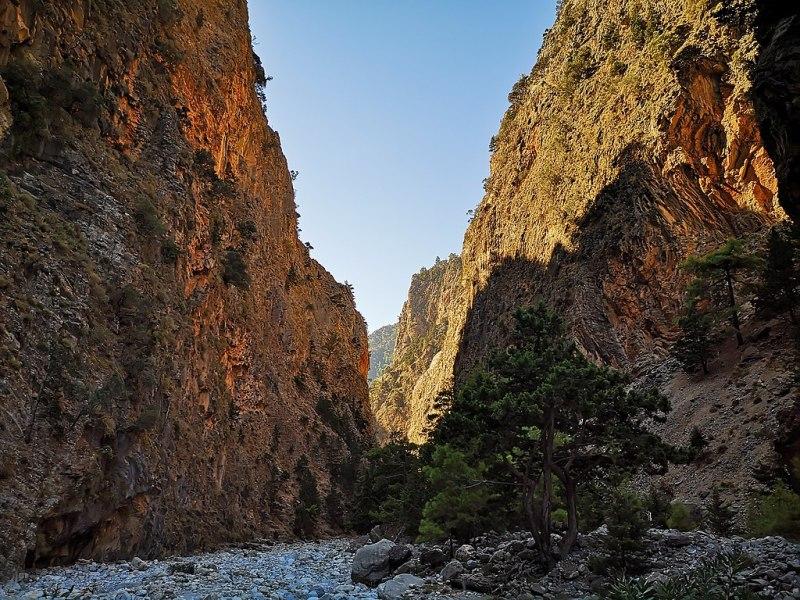 Λευκά Όρη-Φαράγγι Σαμαριάς