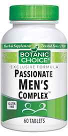Passionate Mens Complex 60 tablets